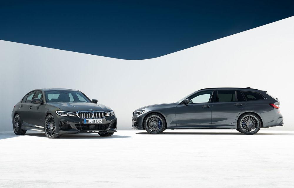 Alpina lansează noul D3 S: motor diesel de 3.0 litri cu 355 de cai putere și 730 Nm - Poza 1
