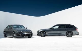 Alpina lansează noul D3 S: motor diesel de 3.0 litri cu 355 de cai putere și 730 Nm