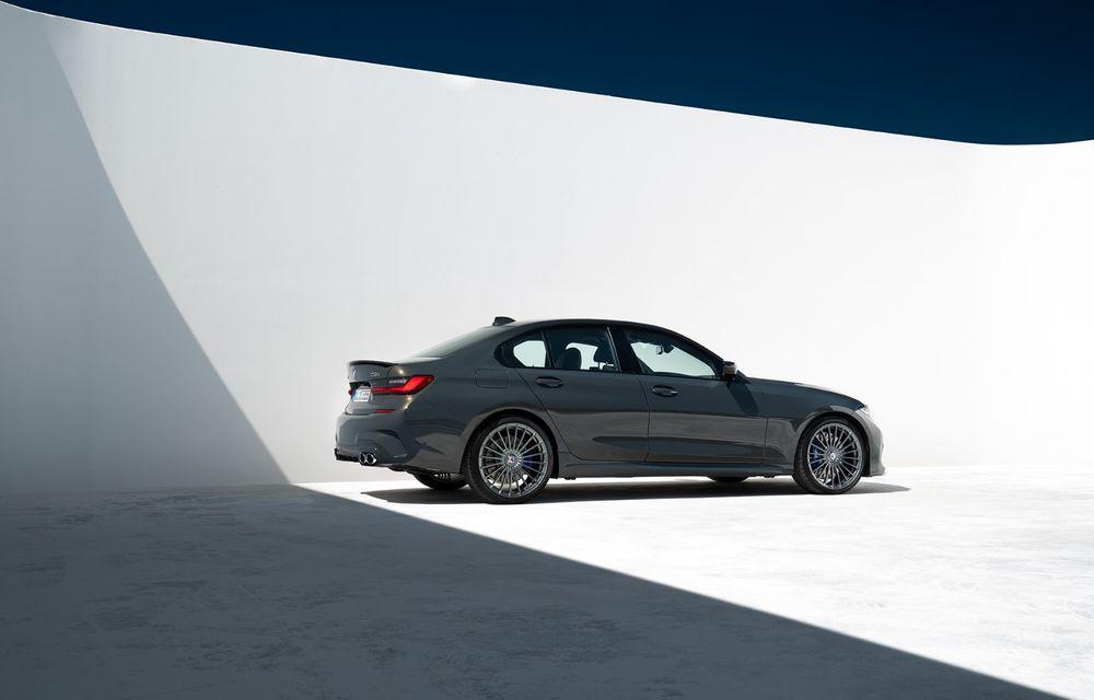 Alpina lansează noul D3 S: motor diesel de 3.0 litri cu 355 de cai putere și 730 Nm - Poza 5