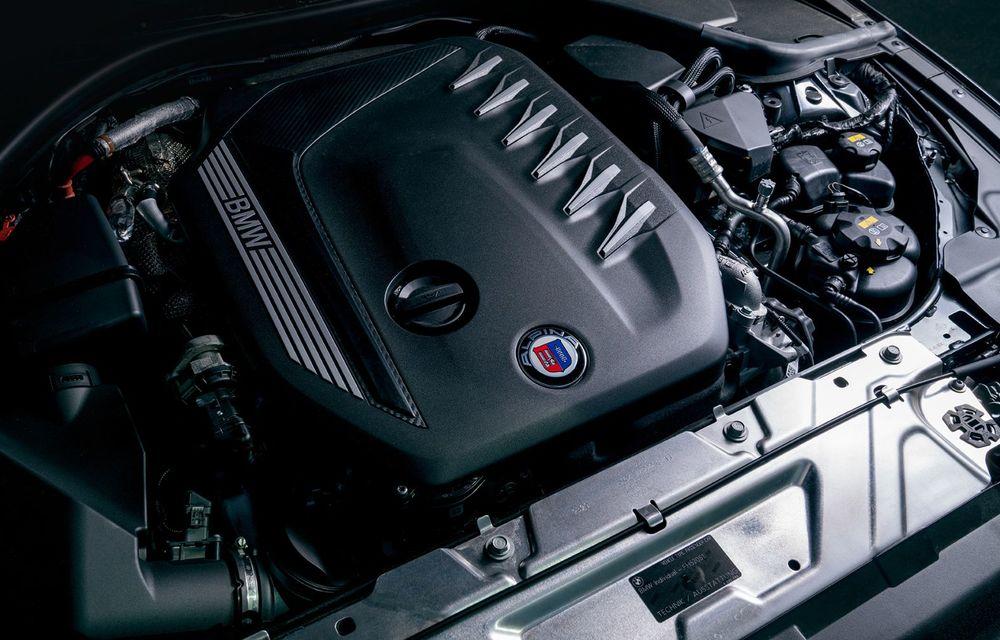 Alpina lansează noul D3 S: motor diesel de 3.0 litri cu 355 de cai putere și 730 Nm - Poza 17