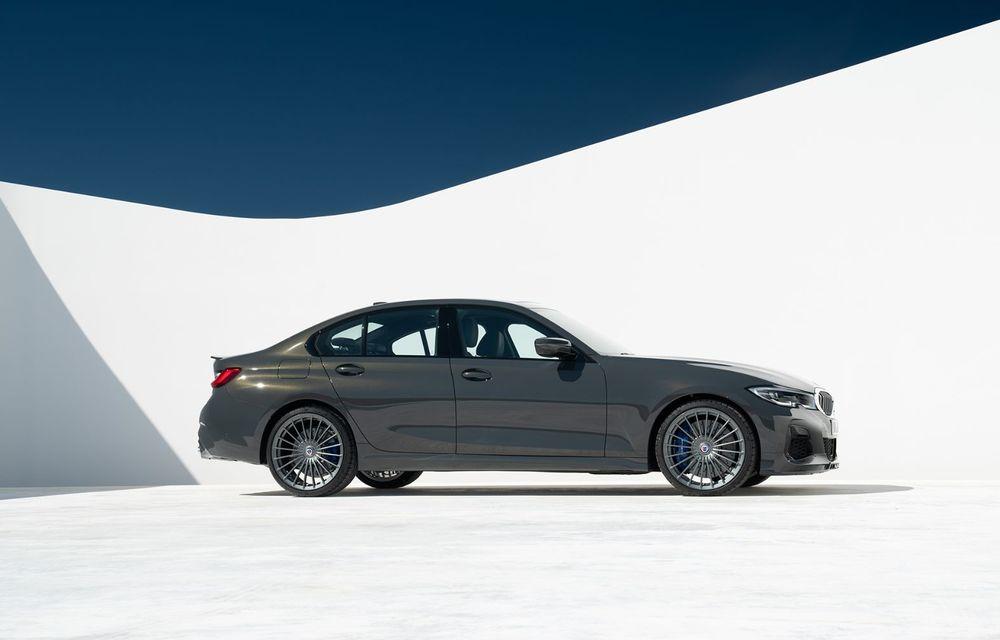 Alpina lansează noul D3 S: motor diesel de 3.0 litri cu 355 de cai putere și 730 Nm - Poza 7