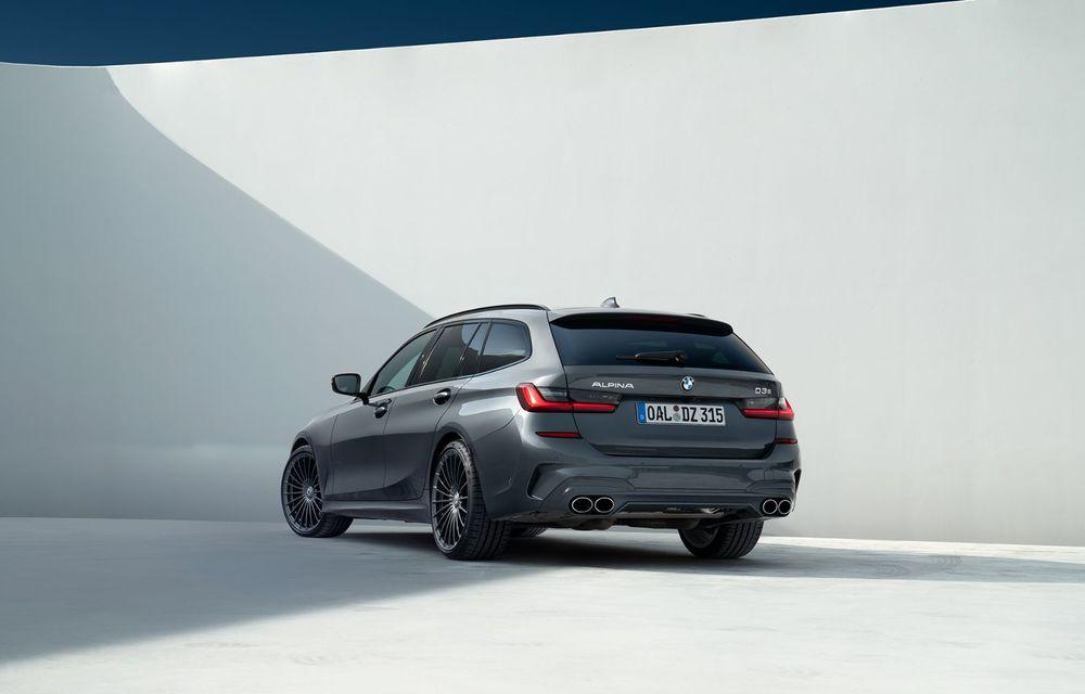 Alpina lansează noul D3 S: motor diesel de 3.0 litri cu 355 de cai putere și 730 Nm - Poza 13