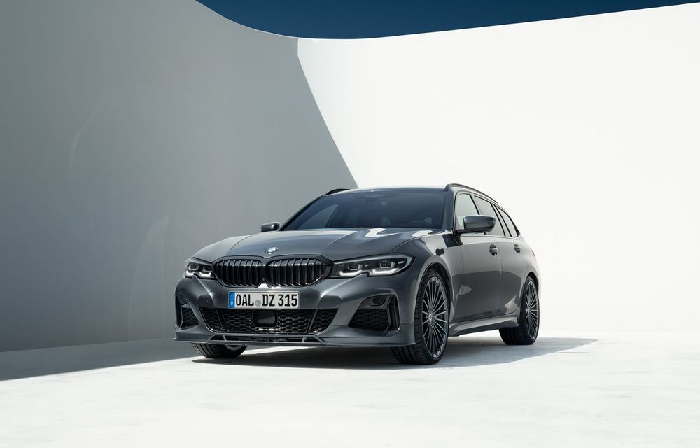 Alpina lansează noul D3 S: motor diesel de 3.0 litri cu 355 de cai putere și 730 Nm - Poza 12