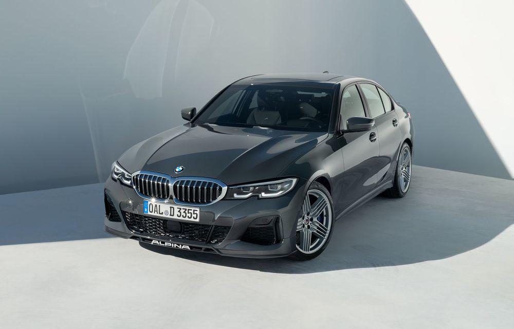 Alpina lansează noul D3 S: motor diesel de 3.0 litri cu 355 de cai putere și 730 Nm - Poza 9
