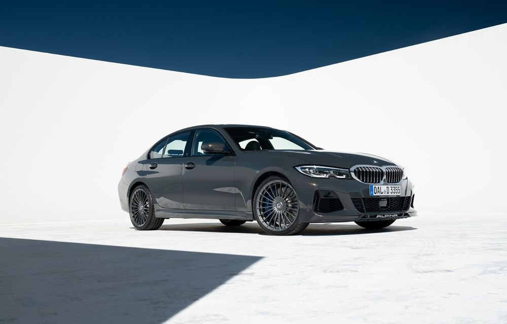 Alpina lansează noul D3 S: motor diesel de 3.0 litri cu 355 de cai putere și 730 Nm - Poza 4