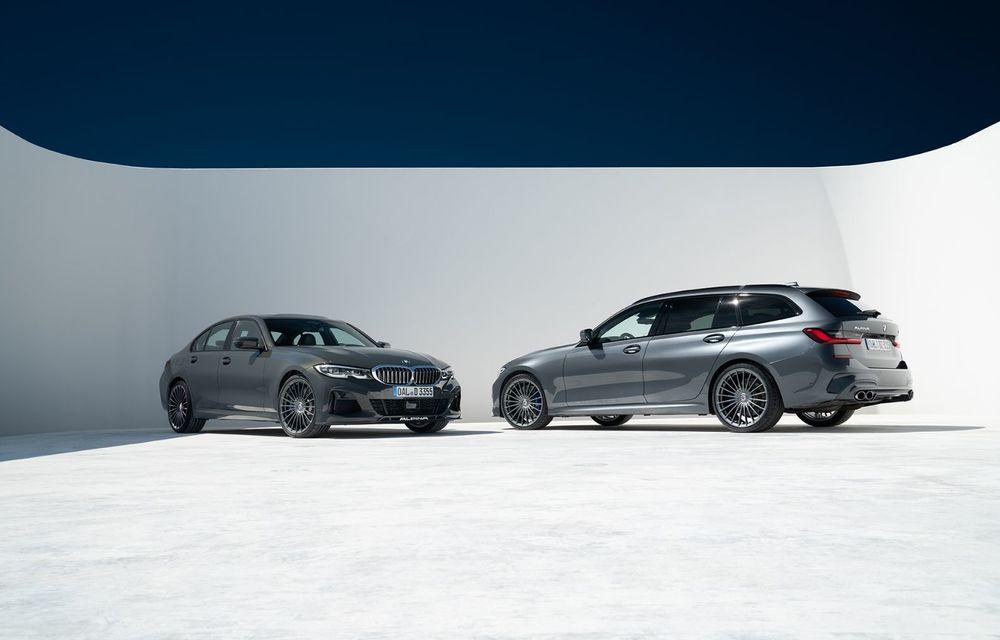 Alpina lansează noul D3 S: motor diesel de 3.0 litri cu 355 de cai putere și 730 Nm - Poza 2
