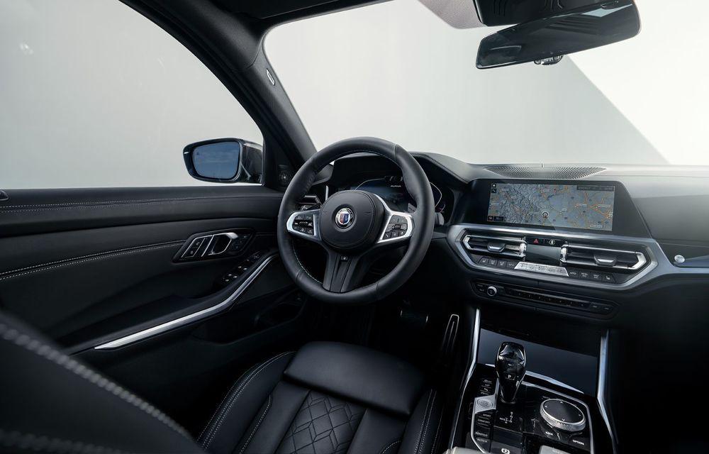 Alpina lansează noul D3 S: motor diesel de 3.0 litri cu 355 de cai putere și 730 Nm - Poza 16