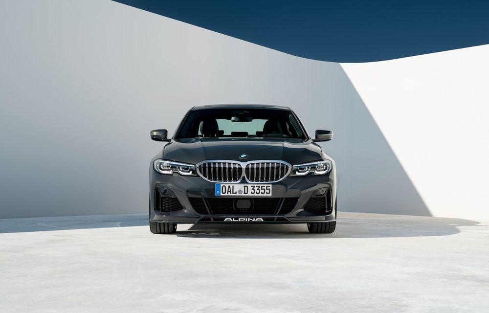 Alpina lansează noul D3 S: motor diesel de 3.0 litri cu 355 de cai putere și 730 Nm - Poza 6
