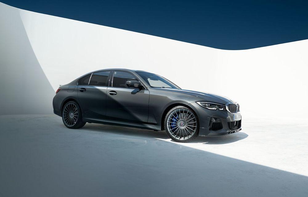 Alpina lansează noul D3 S: motor diesel de 3.0 litri cu 355 de cai putere și 730 Nm - Poza 8