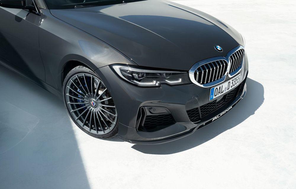 Alpina lansează noul D3 S: motor diesel de 3.0 litri cu 355 de cai putere și 730 Nm - Poza 10