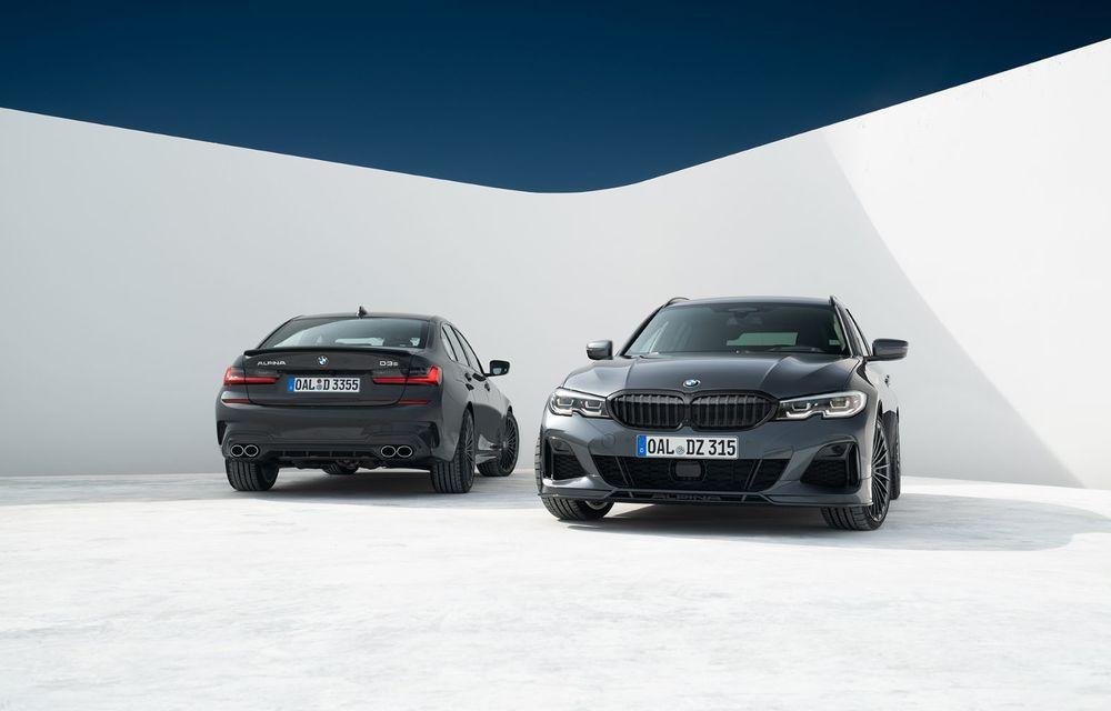 Alpina lansează noul D3 S: motor diesel de 3.0 litri cu 355 de cai putere și 730 Nm - Poza 3