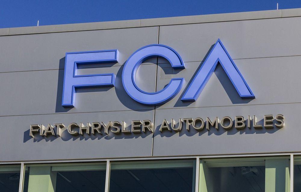 """Fiat Chrysler a pierdut 1.7 miliarde de euro în primul trimestru: """"Pandemia a avut și continuă să aibă un impact asupra operațiunilor"""" - Poza 1"""