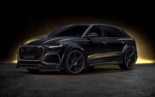 Tuning extrem pentru Audi RS Q8: Manhart propune un kit de performanță cu 900 CP pentru cel mai rapid SUV de serie de pe Nurburgring