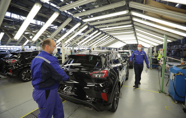 Industria auto europeană revine treptat la normal: 298 de uzine auto și-au reluat deja producția - Poza 1