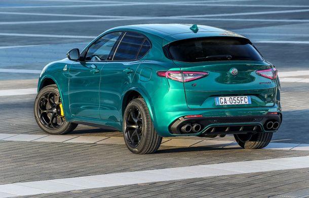 Îmbunătățiri pentru Alfa Romeo Giulia și Stelvio Quadrifoglio: italienii propun modificări la interior și o paletă mai bogată de culori pentru caroserie - Poza 22