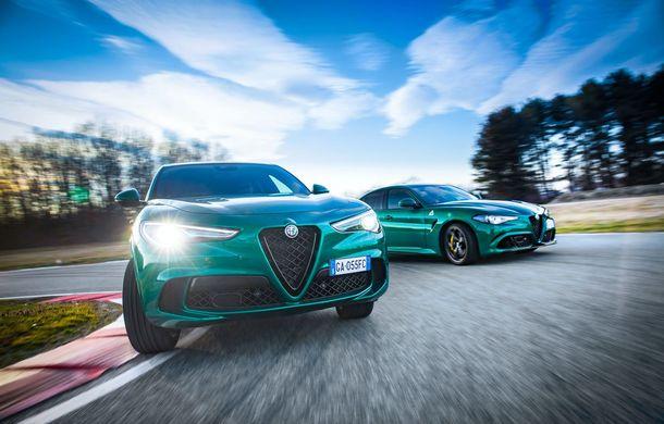 Îmbunătățiri pentru Alfa Romeo Giulia și Stelvio Quadrifoglio: italienii propun modificări la interior și o paletă mai bogată de culori pentru caroserie - Poza 3