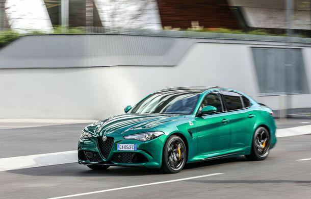 Îmbunătățiri pentru Alfa Romeo Giulia și Stelvio Quadrifoglio: italienii propun modificări la interior și o paletă mai bogată de culori pentru caroserie - Poza 12