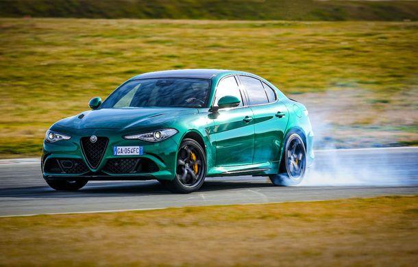 Îmbunătățiri pentru Alfa Romeo Giulia și Stelvio Quadrifoglio: italienii propun modificări la interior și o paletă mai bogată de culori pentru caroserie - Poza 10