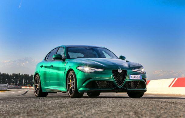 Îmbunătățiri pentru Alfa Romeo Giulia și Stelvio Quadrifoglio: italienii propun modificări la interior și o paletă mai bogată de culori pentru caroserie - Poza 18