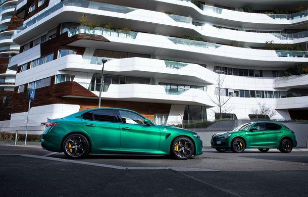 Îmbunătățiri pentru Alfa Romeo Giulia și Stelvio Quadrifoglio: italienii propun modificări la interior și o paletă mai bogată de culori pentru caroserie - Poza 7