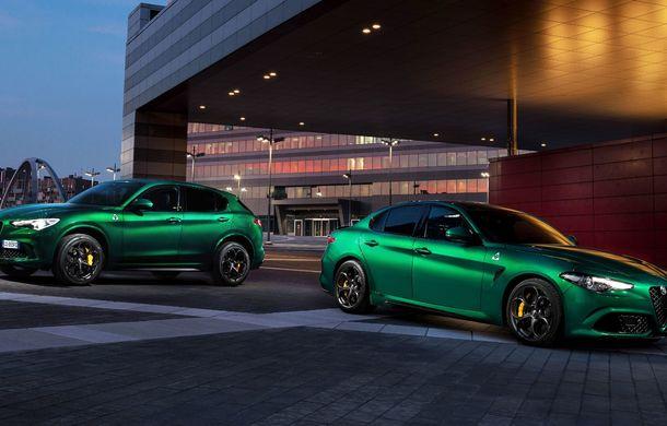 Îmbunătățiri pentru Alfa Romeo Giulia și Stelvio Quadrifoglio: italienii propun modificări la interior și o paletă mai bogată de culori pentru caroserie - Poza 8
