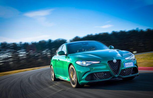 Îmbunătățiri pentru Alfa Romeo Giulia și Stelvio Quadrifoglio: italienii propun modificări la interior și o paletă mai bogată de culori pentru caroserie - Poza 15