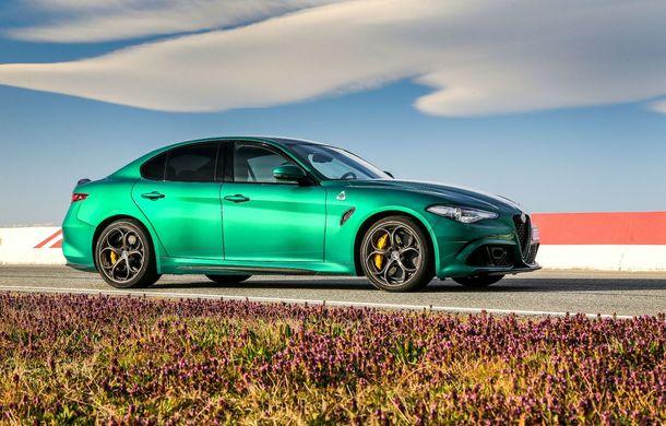 Îmbunătățiri pentru Alfa Romeo Giulia și Stelvio Quadrifoglio: italienii propun modificări la interior și o paletă mai bogată de culori pentru caroserie - Poza 17