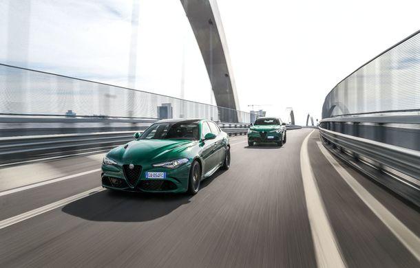 Îmbunătățiri pentru Alfa Romeo Giulia și Stelvio Quadrifoglio: italienii propun modificări la interior și o paletă mai bogată de culori pentru caroserie - Poza 4