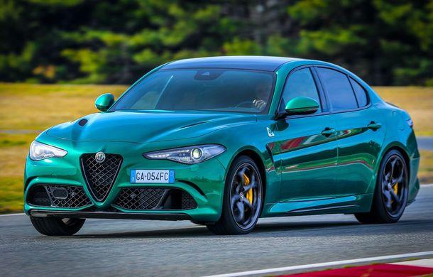 Îmbunătățiri pentru Alfa Romeo Giulia și Stelvio Quadrifoglio: italienii propun modificări la interior și o paletă mai bogată de culori pentru caroserie - Poza 11