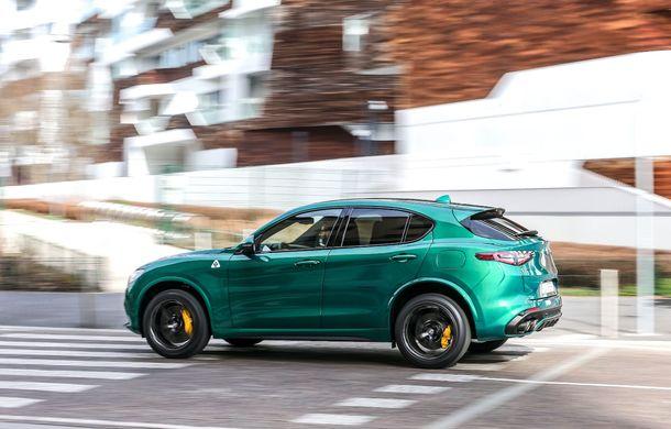 Îmbunătățiri pentru Alfa Romeo Giulia și Stelvio Quadrifoglio: italienii propun modificări la interior și o paletă mai bogată de culori pentru caroserie - Poza 21