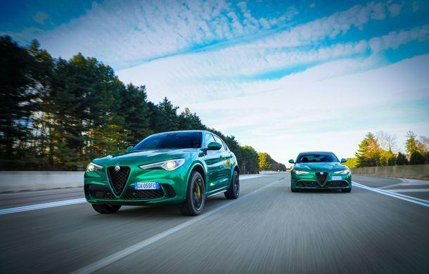 Îmbunătățiri pentru Alfa Romeo Giulia și Stelvio Quadrifoglio: italienii propun modificări la interior și o paletă mai bogată de culori pentru caroserie - Poza 5