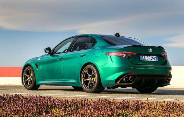 Îmbunătățiri pentru Alfa Romeo Giulia și Stelvio Quadrifoglio: italienii propun modificări la interior și o paletă mai bogată de culori pentru caroserie - Poza 16