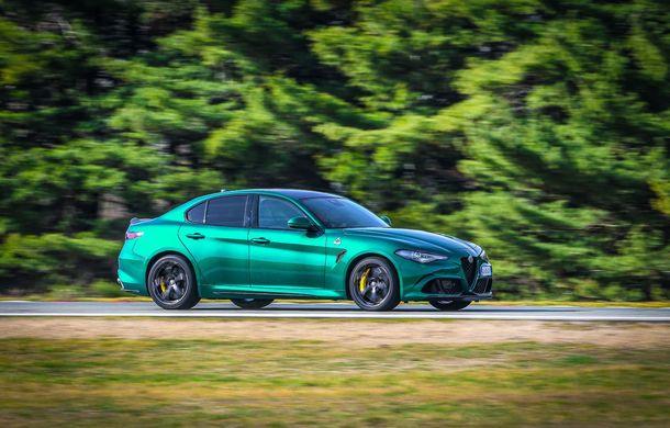 Îmbunătățiri pentru Alfa Romeo Giulia și Stelvio Quadrifoglio: italienii propun modificări la interior și o paletă mai bogată de culori pentru caroserie - Poza 14