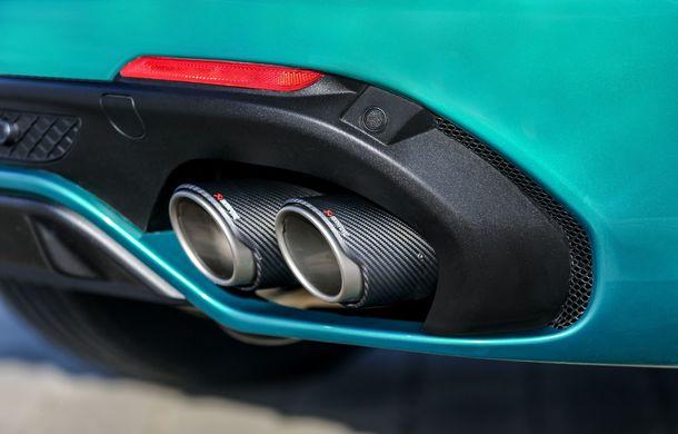 Îmbunătățiri pentru Alfa Romeo Giulia și Stelvio Quadrifoglio: italienii propun modificări la interior și o paletă mai bogată de culori pentru caroserie - Poza 23