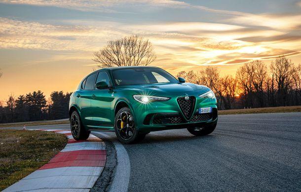 Îmbunătățiri pentru Alfa Romeo Giulia și Stelvio Quadrifoglio: italienii propun modificări la interior și o paletă mai bogată de culori pentru caroserie - Poza 20