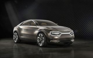 Viitorul model electric dezvoltat pornind de la conceptul Imagine by Kia va fi lansat în 2021: autonomie de circa 480 de kilometri și sistem electric la 800V