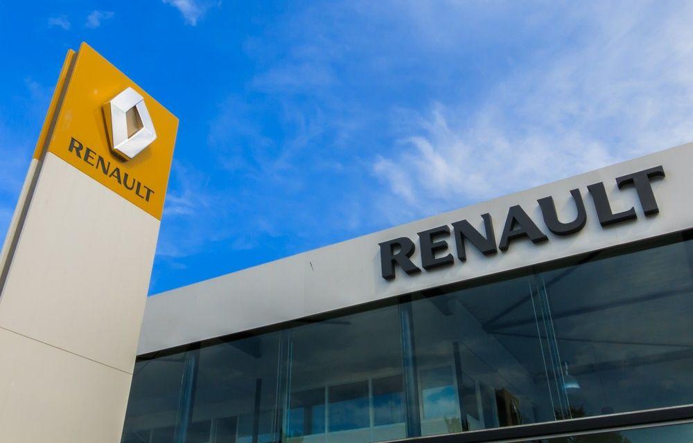 Renault a suspendat producţia la o uzină franceză: justiția a decis că producătorul a introdus măsuri insuficiente de protecție pentru angajați - Poza 1