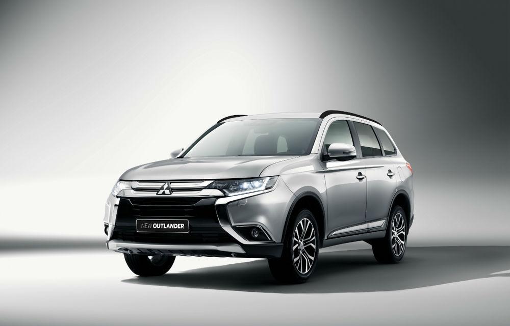 Noul Outlander ar urma să aibă motorizare Nissan: în schimb, Mitsubishi va oferi sistemul hibrid de propulsie partenerilor de alianță - Poza 1