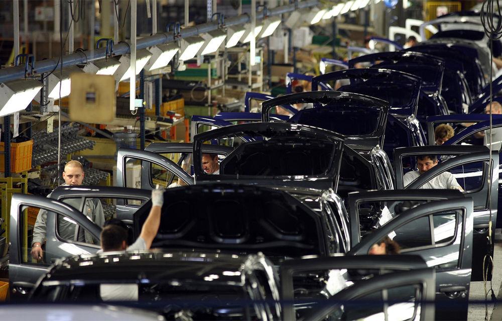 Producția auto națională în timpul pandemiei: uzinele Dacia și Ford au asamblat 32.000 de mașini în martie și aprilie, în scădere cu aproape 63% - Poza 1