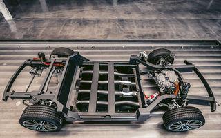 Karma oferă detalii despre noua platformă pentru modele electrice: un motor electric și baterie de 80 kWh