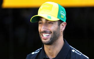 """Renault va începe negocierile cu Ricciardo pentru 2021: """"Timpul va spune dacă îi vom prelungi contractul"""""""