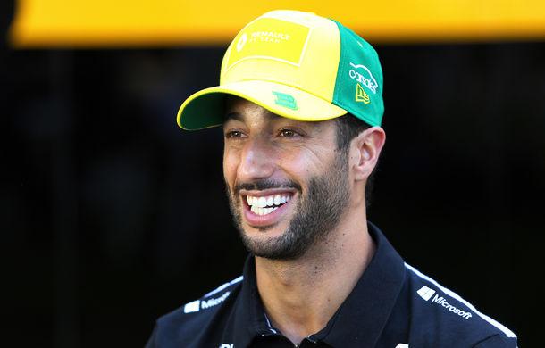 """Renault va începe negocierile cu Ricciardo pentru 2021: """"Timpul va spune dacă îi vom prelungi contractul"""" - Poza 1"""