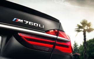 Producția versiunii BMW M760Li ar urma să se încheie în această toamnă: vârful de gamă echipat cu motorul V12 nu va primi un înlocuitor