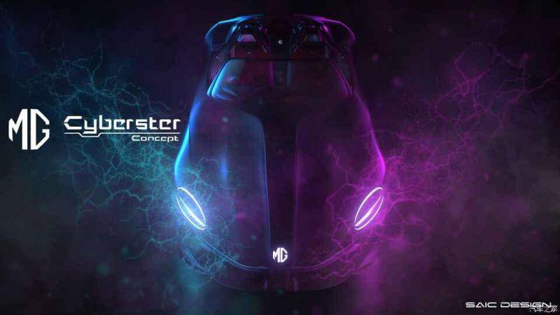 Primele schițe cu viitorul MG Cyberster: prototip electric cu două locuri și design inspirat de clasicul MGB - Poza 3