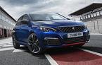 Noi detalii despre viitoarea generație Peugeot 308: elemente de design preluate de 508 și 208 și interior îmbunătățit