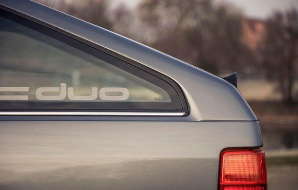 Peste 30 de ani de la debutul conceptului Audi duo: primul plug-in hybrid al nemților avea la bază modelul Audi 100 Avant - Poza 4