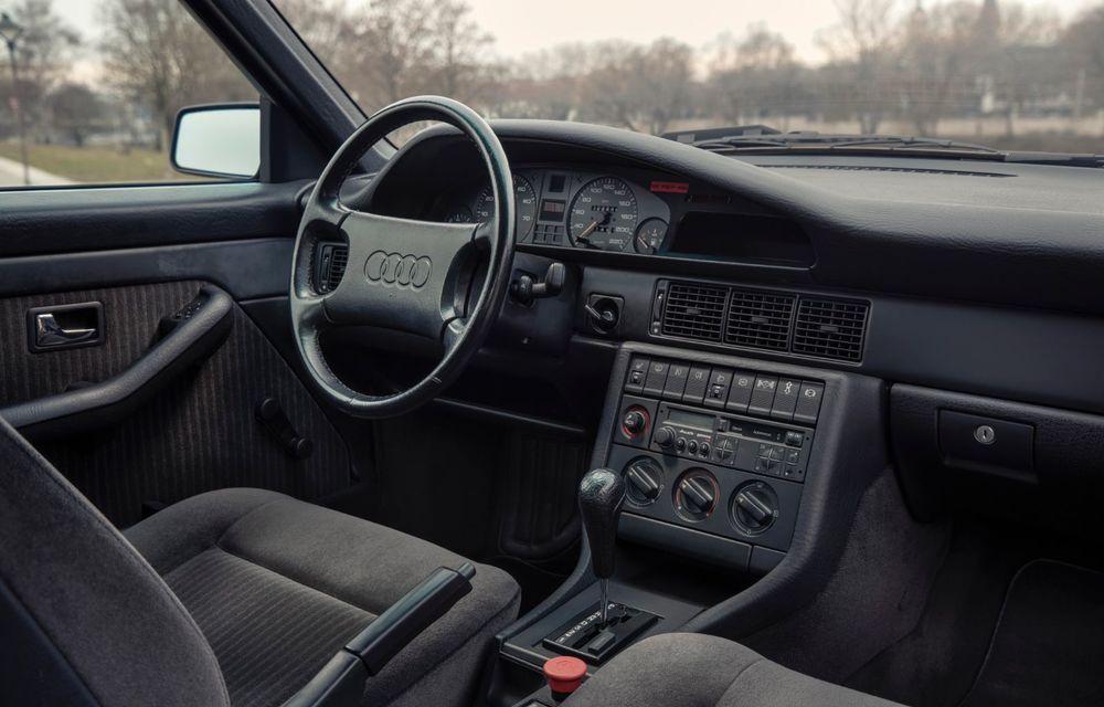 Peste 30 de ani de la debutul conceptului Audi duo: primul plug-in hybrid al nemților avea la bază modelul Audi 100 Avant - Poza 6