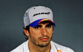 Carlos Sainz, favorit să devină coechipierul lui Leclerc la Ferrari:
