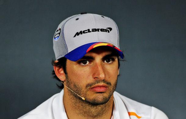 """Carlos Sainz, favorit să devină coechipierul lui Leclerc la Ferrari: """"Spaniolul va fi confirmat în cel mult două zile"""" - Poza 1"""