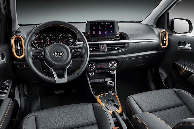 Lansarea Kia Picanto facelift în Europa, anticipată de prezentarea versiunii din Coreea de Sud: hatchback-ul de oraș va avea ecran de 8 inch - Poza 4